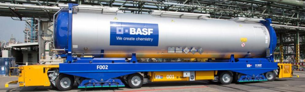 VDL AGV bei BASF