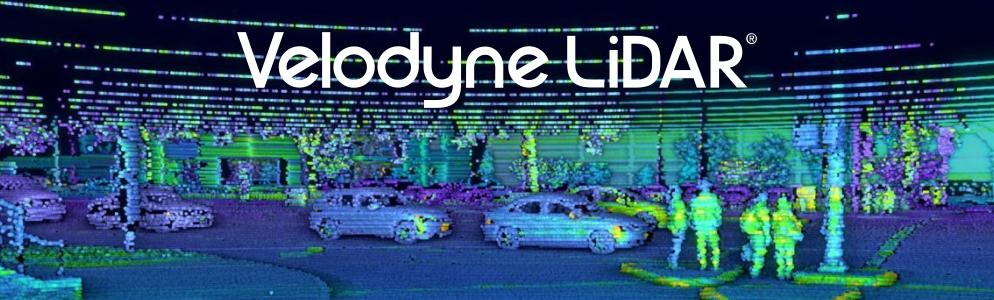 Götting ist Partner von Velodyne LiDAR ®