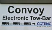 Konvoi mit elektronischer Deichsel
