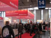 Impressionen von der Hannover Messe 2011