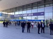 Willkommen bei der CeMAT 2014