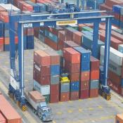 Container Location Tracking mit GPS