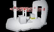 Funktionsskizze Laserscanner