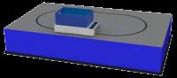 KATE Klein-FTF auf Plattformfahrzeug