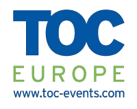 Logo der TOC Europe